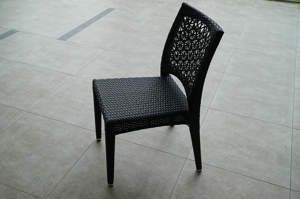 瞑想用の椅子
