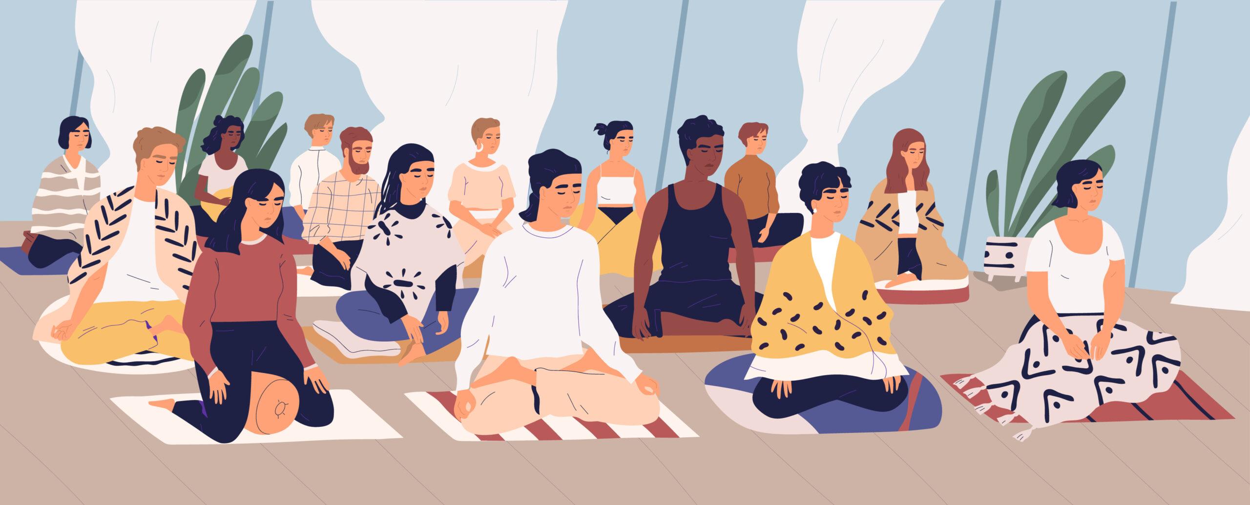 meditation-class